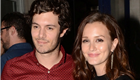 Adam Brody and Leighton Meester attend a screening of 'The Oranges' in NYC, September 2012 138982
