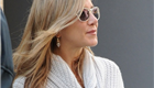 Jennifer Aniston and Justin Theroux go furniture shopping in New York  150733