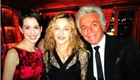 Anne Hathaway, Madonna, and Giancarlo Giammetti on New Year's Eve in Gstaad 135548