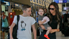 Victoria Beckham and kids return to London for her 39th Birthday 146910