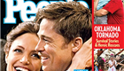 Brad Pitt and Angelina Jolie cover People Magazine 152164