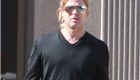 Brad Pitt leaving a meeting last week  152426
