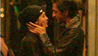 Adrien Brody and his girlfriend Lara Lieto make out in Rome  130406