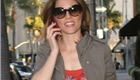Elizabeth Banks leaves a hair salon in Beverly Hills  143876