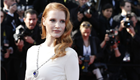Jessica Chastain presents Cleopatra with jewels at the 66th Annual Cannes Film Festival 151933