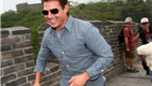 Tom Cruise visits the Great Wall of China 150367