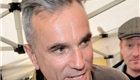 Daniel Day-Lewis prepares to take part in the 2013 Mille Miglia road race driving a 1953 Jagaur XK 120, starting from Brescia to Rome and back again  151225