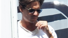 Johnny Depp on the set of Transcendence in Los Angeles  148410