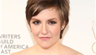 Lena Dunham at the 65th Annual Writers Guild East Coast Awards 140230