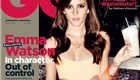 Emma Watson covers British GQ 145443