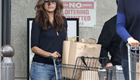 Eva Mendes shops for groceries at Gelson's in Los Feliz 135495