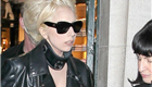 Lady Gaga shopping with her former assistant Jennifer O'Neill in Paris, December 2011 138611