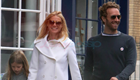 Gwyneth Paltrow and Chris Martin happy together with their kids in London 151619