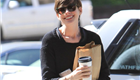 Anne Hathaway runs errands in Los Angeles  147224