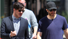 Marcus Mumford and Jake Gyllenhaal out in New York 148591