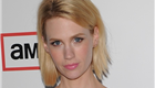 January Jones at the Season 6 premiere of Mad Men 144496