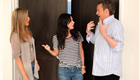 Jennifer Aniston appears on Ellen with Friends co-stars, Matthew Perry and Courteney Cox 152175