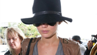Jennifer Lawrence arrives at JFK airport  148697