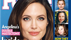 Angelina Jolie on the cover of People Magazine 150841