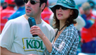 Ashley Judd and Dario Franchitti, June 1999 138424