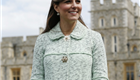 Catherine, Duchess of Cambridge attends a national celebration for scouts who have achieved the 'Queen's Scout Award' at Windsor Castle 147354