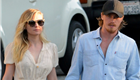 Kirsten Dunst and Garrett Hedlund go for dinner in Los Angeles 150691