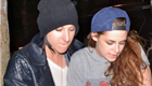 Kristen Stewart out last night with friends at the Marcus Foster show in West Hollywood 142988