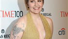 Lena Dunham at the 2013 Time 100 Gala in NYC 147671