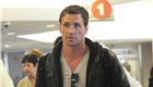 Ryan Lochte at the LAX Airport 146997