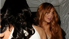 Lindsay Lohan and Ashley Greene at the amfAR gala in New York City 139105