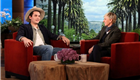 John Mayer appears on Ellen 145400