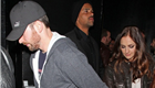 Chris Evan and Minka Kelly leave a Hollywood club together 137126