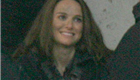 Natalie Portman on the set of Thor 2 in London  132714