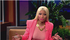 Nicki Minaj appears on The Tonight Show with Jay Leno 137151