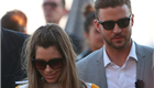 Jessica Biel and Justin Timberlake at the Canal Plus TV at the Cannes Film Festival 151977