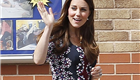 Catherine, Duchess of Cambridge visits Willows Primary School in Manchester 147500