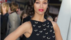 Zoe Saldana at the London premiere of Star Trek: Into Darkness 148902