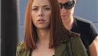 Scarlett Johansson on the set of 'Captain America: The Winter Soldier' in Los Angeles 147621