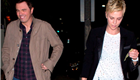 Seth MacFarlane and Charlize Theron leave Matsuhisa Restaurant in Beverly Hills 146122