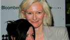 Lynne Ramsay and Tilda Swinton, November 2005  144426
