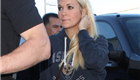 Carrie Underwood and Mike Fisher arrive at LAX 133530