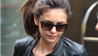 Nina Dobrev out in New York City 150325