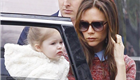 Victoria Beckham with Harper in London 145003