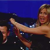 Jennifer Aniston appears on Jimmy Kimmel 135953