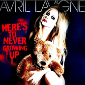 Avril Lavigne's new single Here's To Never Growing Up 146203
