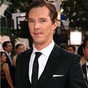 Benedict Cumberbatch at the 70th Annual Golden Globe Awards  136667