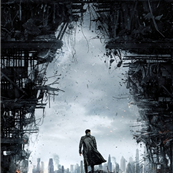 Movie poster for Star Trek Into Darkness  133795