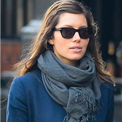 Jessica Biel out with a friend in New York 147980