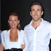 File Photo: Blake Lively and Ryan Reynolds at Comic-Con 2010 135099