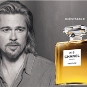 Brad Pitt for Chanel No5 129547